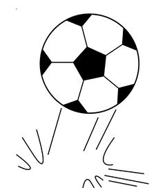 Free Soccer Ball Royalty Free Stock Photos - 4844748