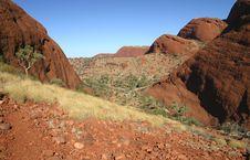 Free Kata Tjuta Rocks Stock Photos - 4845783