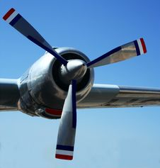 Free A Presidential Propeller Royalty Free Stock Photos - 4846568