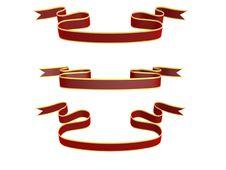 Free Ribbons Of Celebration Royalty Free Stock Photography - 4846647