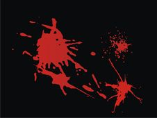 Free Bloodsplash Stock Photo - 4847810