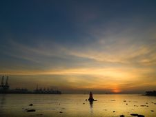 Free Just Before The Sun Rose Royalty Free Stock Photography - 4848007