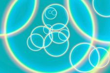 Free Abstract Circles Royalty Free Stock Image - 4848036