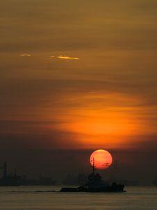 Free Sun Rising Stock Photography - 4848072