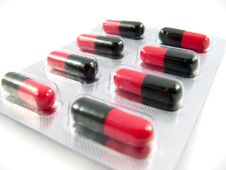 Free Pills Medicine Heath Stock Photo - 4848100