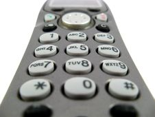 Free Telephone Keypad Dial Buttons Stock Images - 4848164