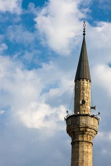 Free Mosque Royalty Free Stock Photos - 4848388