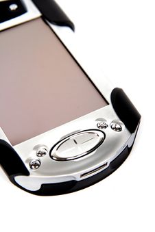 Free Close-up PDA Buttons. Royalty Free Stock Photo - 4848425