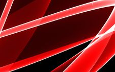 Free Red Lines Royalty Free Stock Image - 4848426