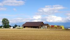 Free Farm House Royalty Free Stock Photography - 4848697