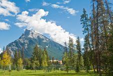 Free Banff Natural Park Stock Photography - 4848832