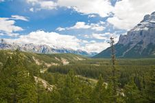 Free Banff Natural Park Stock Photography - 4848842