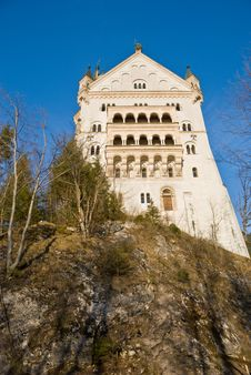Free Castle Neuschwanstein Stock Images - 4849124