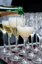 Free Filling Goblets Stock Photo - 4852220