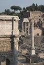 Free Roman Forum Ruins Royalty Free Stock Photos - 4853578
