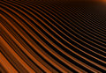 Free Abstract Brown Wavy Lines Royalty Free Stock Images - 4857839