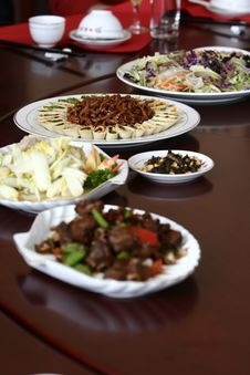 Free Dishes Stock Image - 4850081