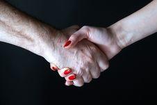 Free Handshake Stock Image - 4850411
