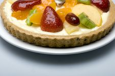 Free Fruit Pie Royalty Free Stock Photography - 4850517