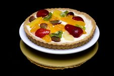 Free Fruit Pie Royalty Free Stock Images - 4850629