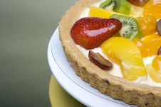 Free Fruit Pie Royalty Free Stock Photo - 4850765