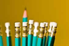 Free Pencil Royalty Free Stock Image - 4850856