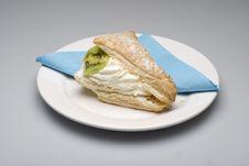 Free Creamy Cakes Royalty Free Stock Image - 4850996