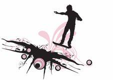 Free Skateboarder Stock Photography - 4851072