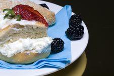 Free Creamy Cakes Royalty Free Stock Photo - 4851255