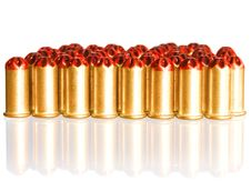 Free Bullets Royalty Free Stock Image - 4851256