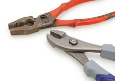 Free Old And New Pliers Royalty Free Stock Images - 4851499