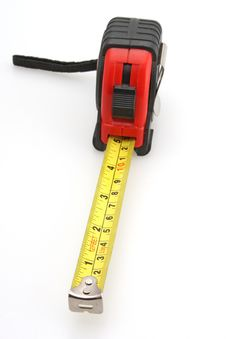 Free Tape Measure Stock Photography - 4851502