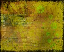Free Abstract Grunge Background Stock Images - 4852214