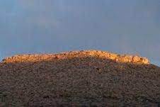 Free Plateau Sunrise Royalty Free Stock Image - 4852616