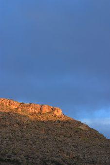 Free Plateau Sunrise Royalty Free Stock Images - 4852619