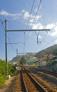 Free Power Lines Stock Photo - 4852820