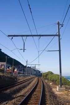 Free Power Lines Stock Photo - 4853010