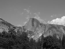 Free Half Dome Royalty Free Stock Images - 4853419