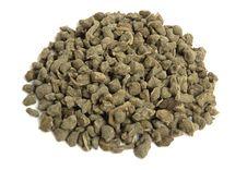 Free Aromatic Green Tea Leaves Royalty Free Stock Photos - 4853448