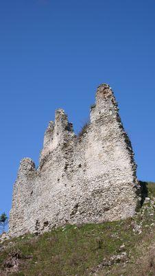Free Ruin Stock Photo - 4854010