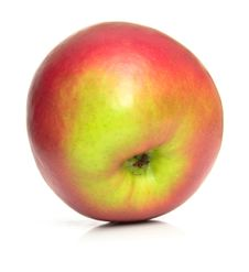 Free Ripe Juicy Apple Royalty Free Stock Images - 4854509