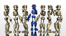 Free Robots Stock Images - 4855464