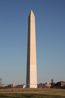 Free Washington Monument Royalty Free Stock Images - 4856379