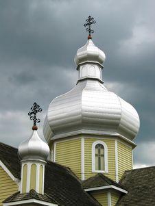 Free Ukrainian Church Stock Photos - 4856413