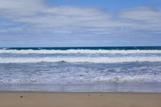 Free Sea And Sky Royalty Free Stock Photography - 4856437