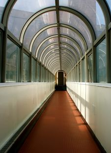Free Long Hallway Stock Photos - 4856753