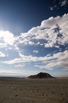 Free Rock In A Desert Stock Photo - 4857060