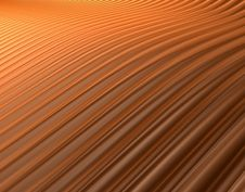 Free Wavy Lines Stock Photography - 4857882