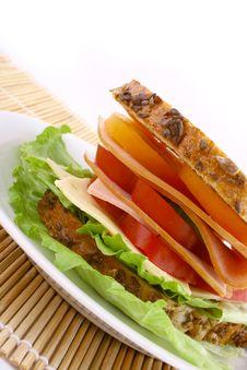 Free Sandwich Stock Photos - 4858183