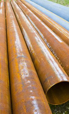 Free Deposed Pipes Stock Photos - 4858483